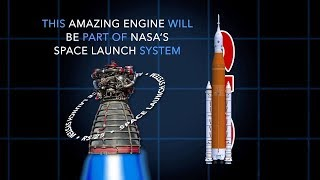 The RS-25 Engine Will Power the Space Launch System