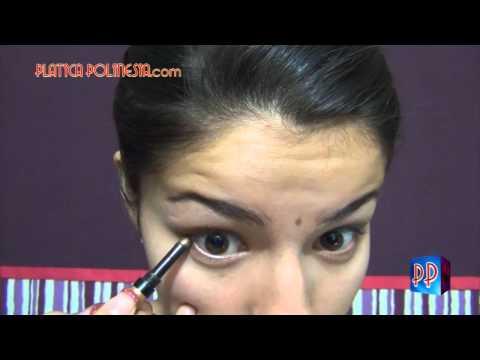 Tutorial de maquillaje inspirado en Hanna | Pretty Little Liars Hanna Make up (Ashley Benson)