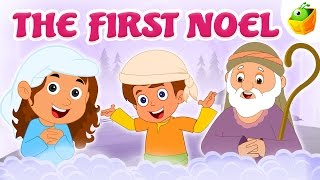 The First Noel ♫🔔❄Popular Christmas Songs♫🔔❄Christmas Children Carols ♫🔔❄By Magicbox English Kids