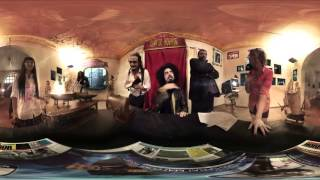 CAPAREZZA - COMPRO HORROR - video a 360 gradi