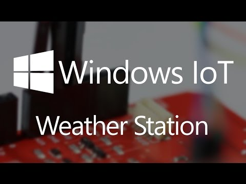Windows 10 + Raspberry Pi 2: //build Hands-On Lab - Weather Station