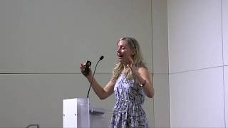 Food First: A patient perspective by Claire McDonnell-Liu | PHC Conference 2018