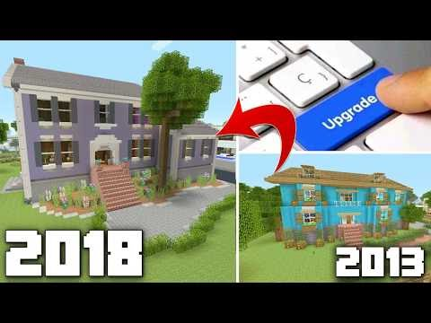 Upgrading Old Traditional House 5 Years Later!