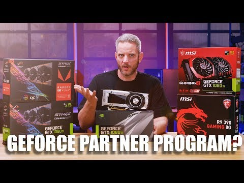 What is NVIDIA's GPP?