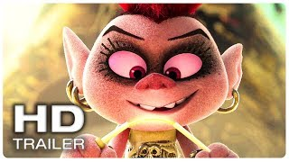 TROLLS 2 WORLD TOUR Trailer #2 Official (NEW 2020) Animated Movie HD