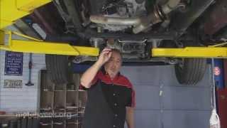 MotorWeek | Goss' Garage: 4WD Maintenance