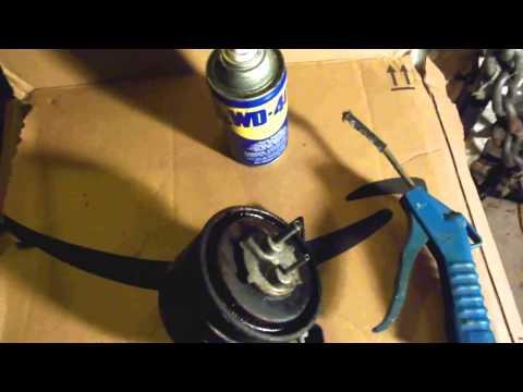 Unclog a Charcoal Fuel Vapor Canister - EASY FIX
