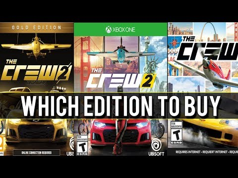Which Edition Of The Crew 2 Should You Buy?