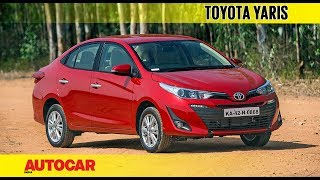 Toyota Yaris   First Drive Review   Autocar India