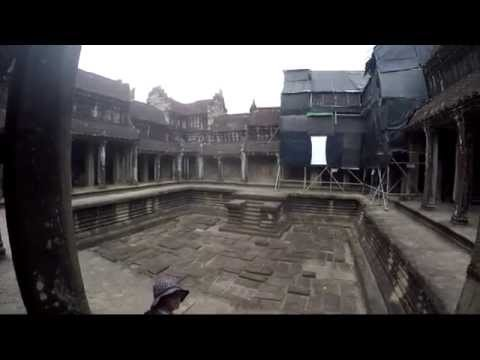 Angkor Wat Cambodia. A Brit in the Philippines. Part 4 of 4