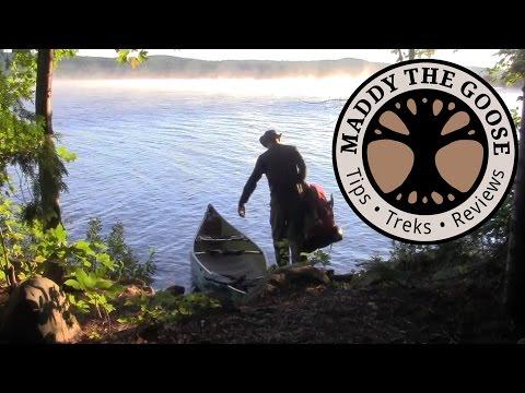 Homeward Bound - (10 of 10) 5 Day Solo Canoe Trip with my Dog