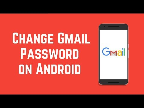 How to Change Your Gmail Password on Android