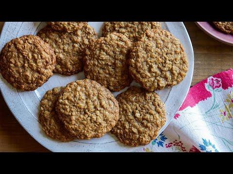 Ree's Brown Sugar Oatmeal Cookies   Food Network