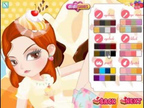Didi Games Dress Up:Ice-cream Lover II Cute Girls Dress Up Games