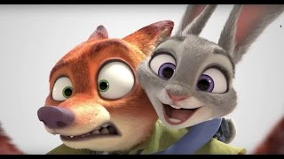 Google Photos in the World of Zootopia