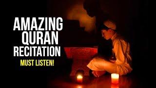 Amazing QURAN Recitation From Surah Al Baqarah By Saad Al Qureshi