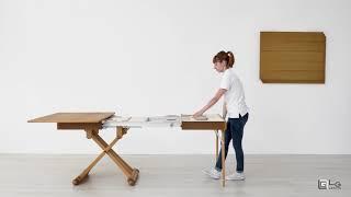 Tavolo Allungabile Lg Lesmo.Playtube Pk Ultimate Video Sharing Website