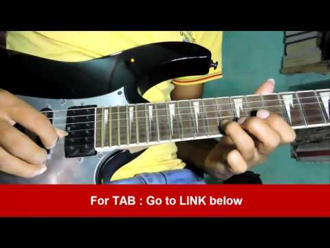 Paglu Movie Guitar Ringtone with TAB