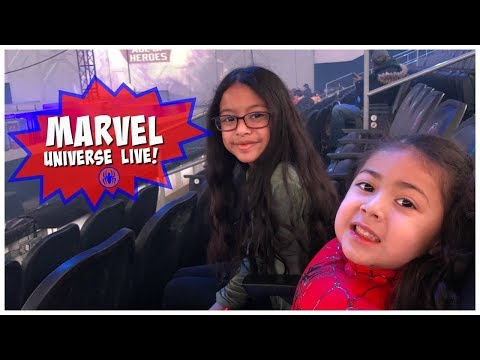 Marvel Universe Live 2018!
