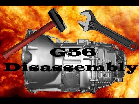 Cummins 6-Speed G56 Transmission Disassembly
