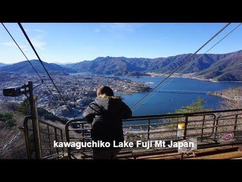 Melihat Kawaguchiko Lake Gunung Fuji Di Jepang