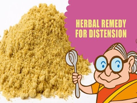 Stomach Bloating [Distension] - Ayurvedic Home Remedies for Distension - Relief of Excess Gas