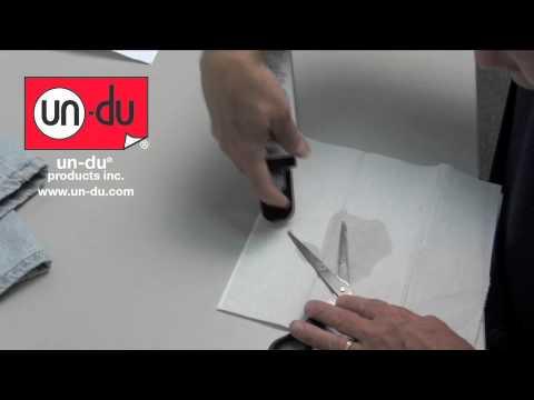 Cleaning Scissors (w/audio)