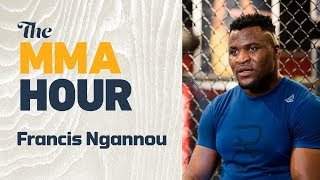 With UFC 215 Bout Canceled, Francis Ngannou Targets Title Shot: 'They Can Give Me Stipe Right Now'