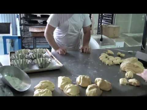 Христос воскрес! Happy Easter! Making Paska at Future Bakery