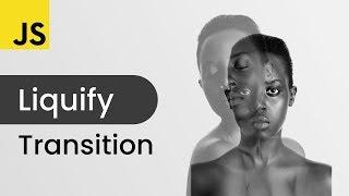 3D Shader Image Transition | HTML 5 | CSS 3 | JavaScript