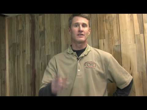 Concrete Surface Preparation - From Carpet to Stained Concrete - Part 1