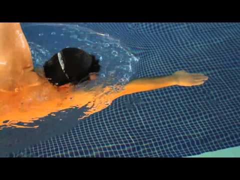 Front Crawl Catch Underwater Pull