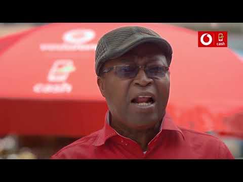 Vodafone Cash Ahotor David