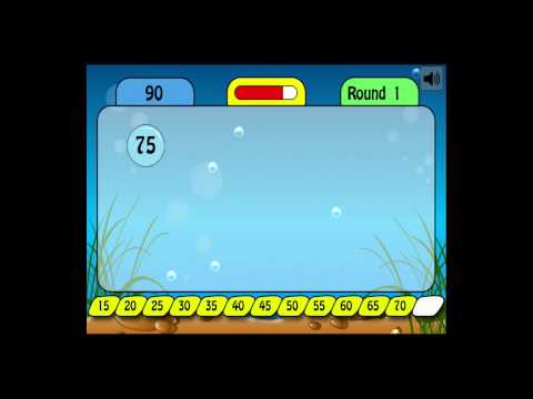 The Counting Game for iOS: The Counting Game