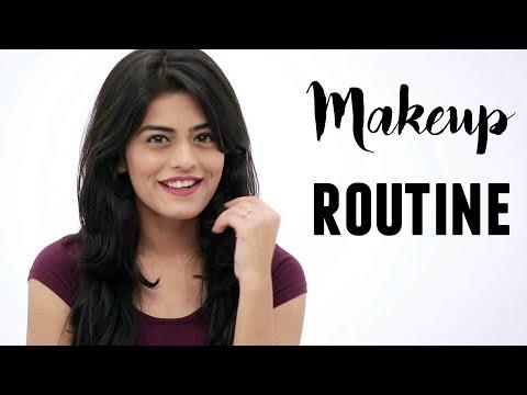 My Everyday Makeup Routine | Dhwani Bhatt