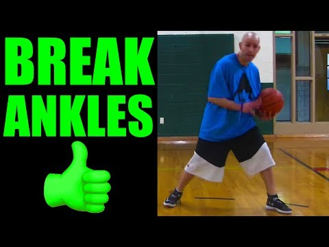 How to Break Ankles - Best Ankle Breaker Crossover Move Basketball How To Top 10