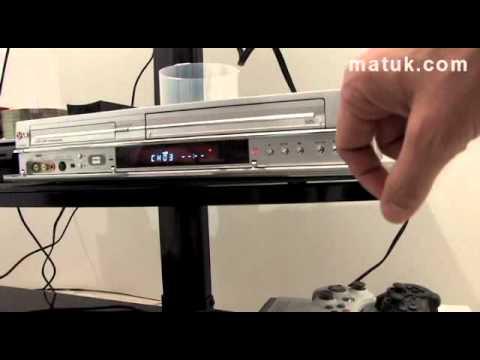 ¿Cómo pasar videos vhs a dvd?