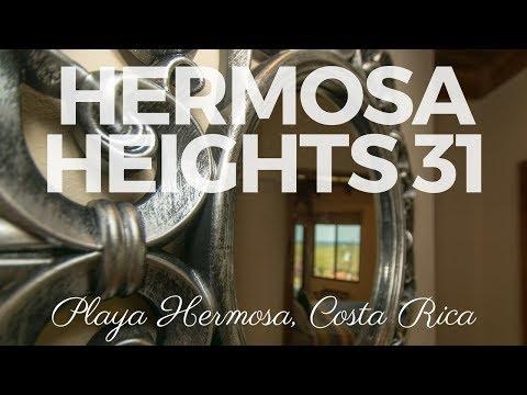 *** FOR SALE *** Hermosa Heights 31 – Playa Hermosa, Guanacaste, Costa Rica