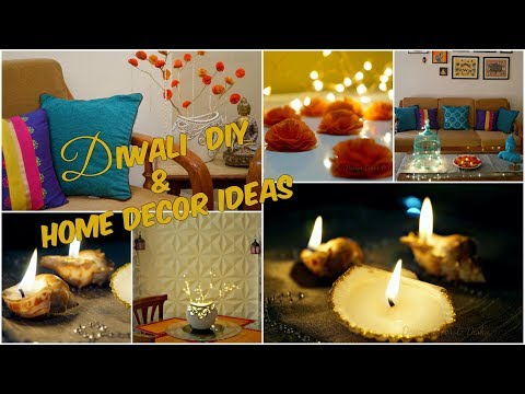 Diwali DIY & Home Decor Ideas