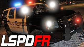 San Andreas Cops #293 - Triple Motor Vehicle Accident