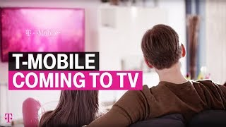 T-Mobile | T-Mobile is coming to TV
