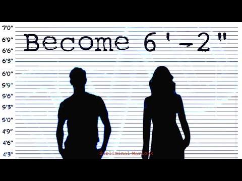 Become 6' 2