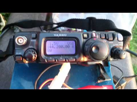 2m SSB lift from North West UK to France