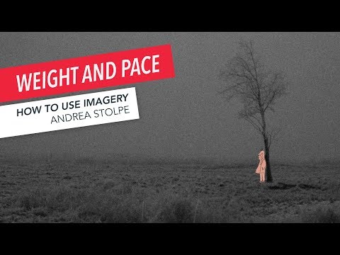 How to Write a Song: Focus on Weight and Pace of Moments | Part 4/9 | Andrea Stolpe