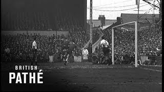 London - Spurs Beat Villa (1962)