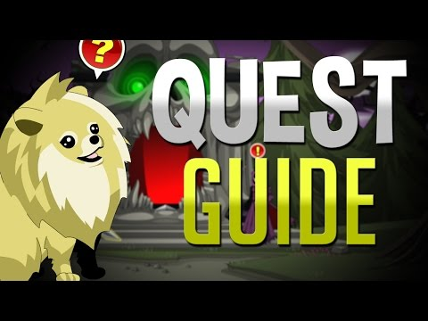 Legion Daimyo Quest Guide AQW 2016