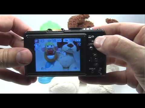 Panasonic DMC-LX3: Format