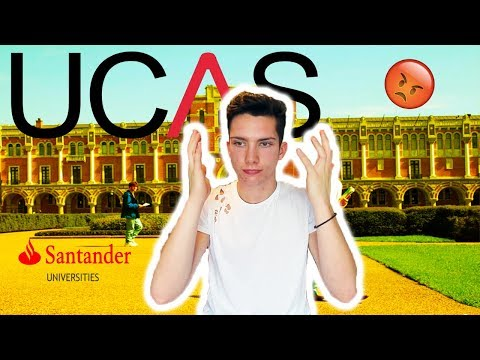 UCAS Made me MAD!! My UNIVERSITY and COURSE // BEST Student Bank Accounts