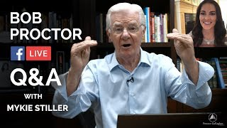 Picking Bob Proctor's Brain - The SECRET to Winning in Life | LIVE Q&A