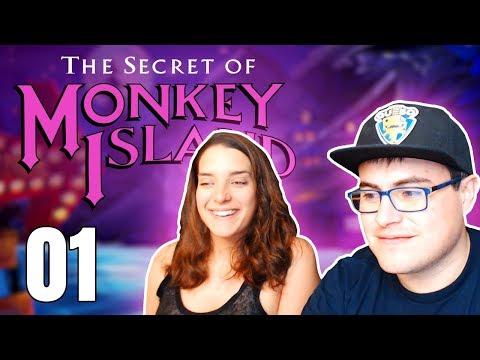 El Secreto de Monkey Island con Alimorol | Parte #1